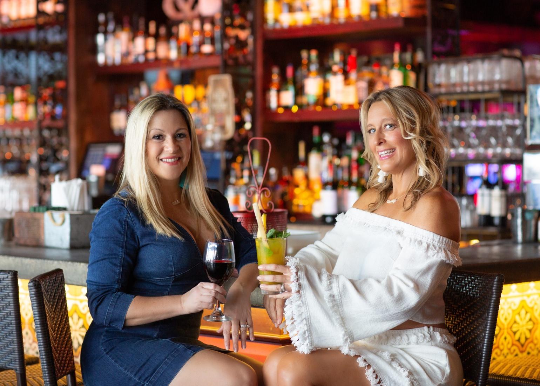 Disorderly Blondes Bar